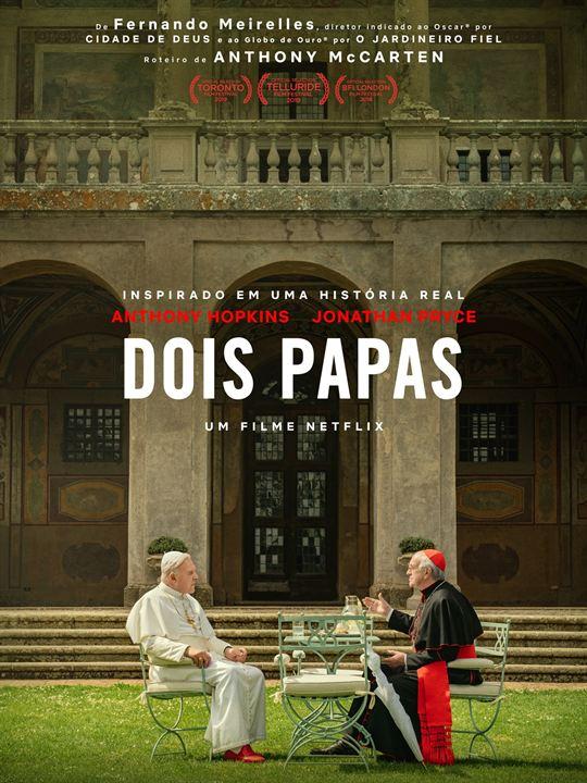 Dois Papas : Poster