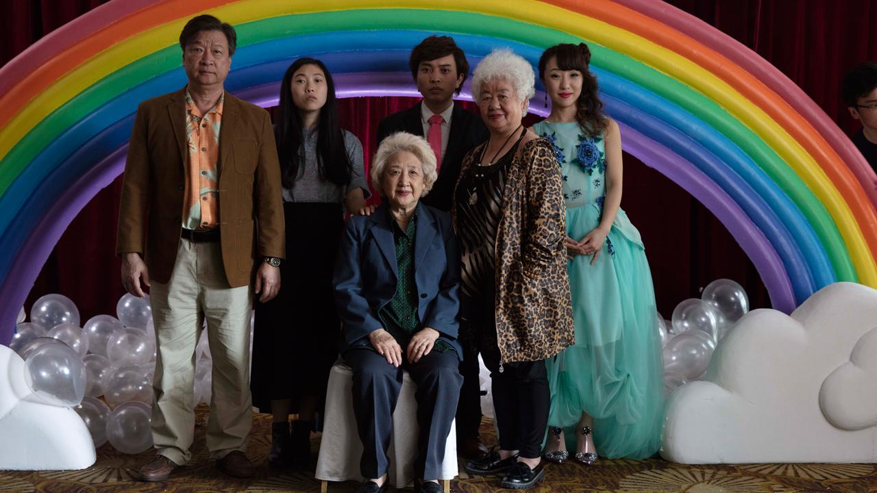 A Despedida : Foto Awkwafina, Han Dian Chen, Shuzhen Zhao, Tzi Ma