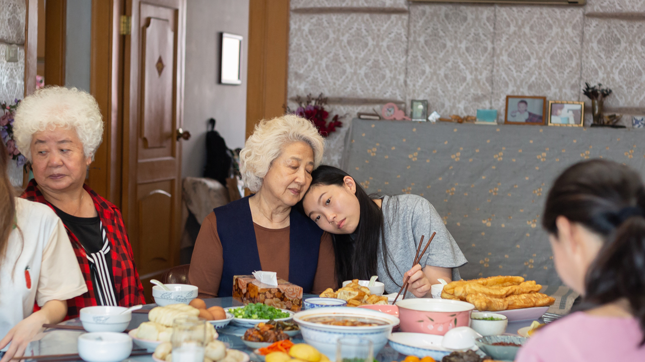 A Despedida : Foto Awkwafina, Shuzhen Zhao