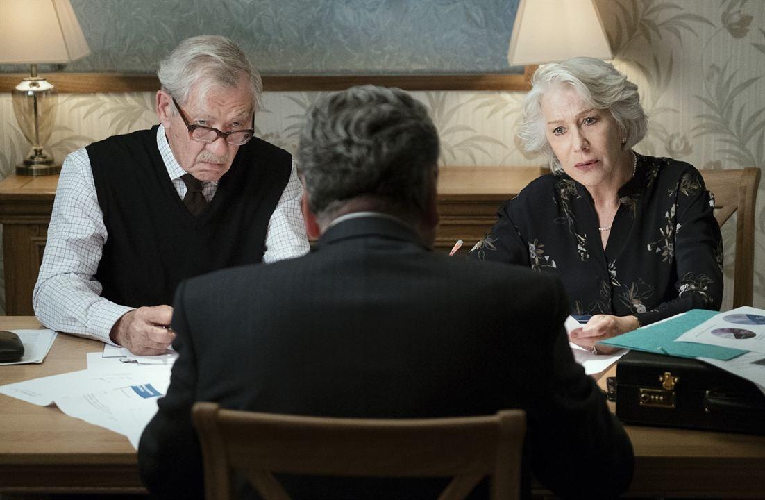 A Grande Mentira : Foto Helen Mirren, Ian McKellen