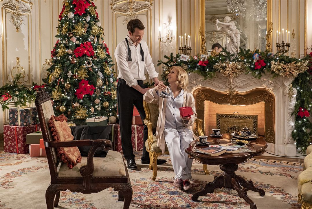 O Príncipe do Natal: O Bebê Real : Foto Ben Lamb, Rose McIver