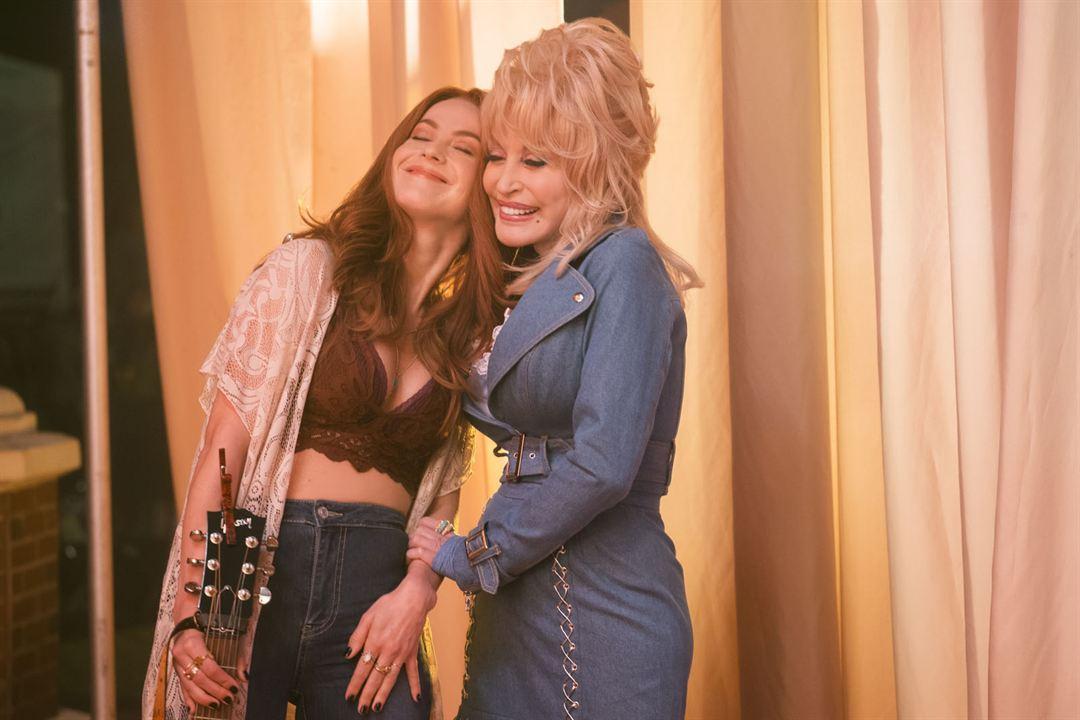 Foto Dolly Parton, Julianne Hough