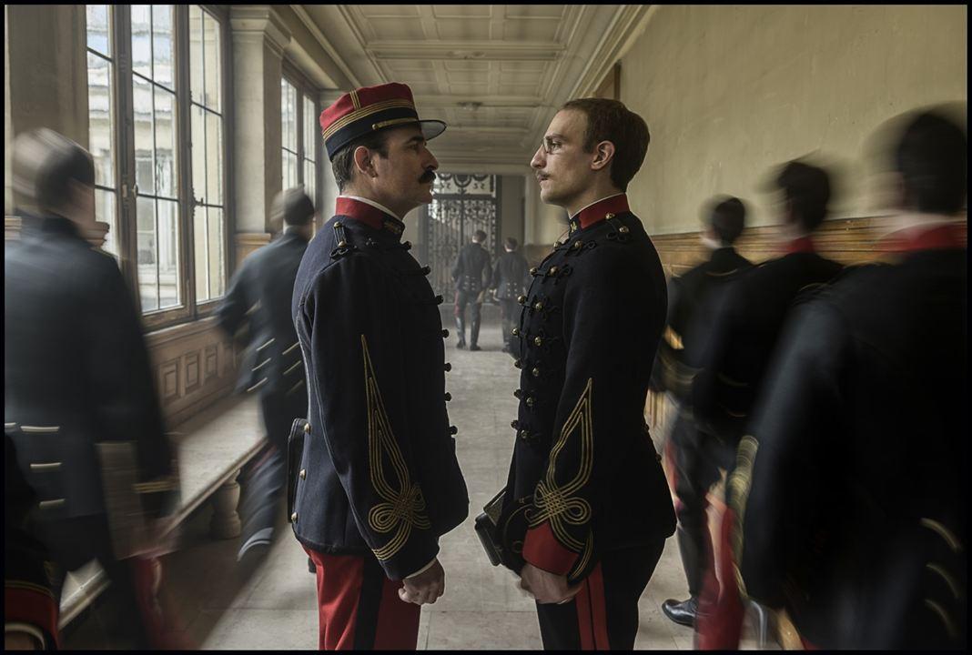 O Oficial e o Espião: Louis Garrel, Jean Dujardin