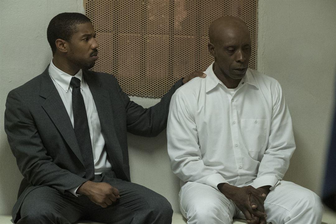 Luta por Justiça: Rob Morgan (IV), Michael B. Jordan