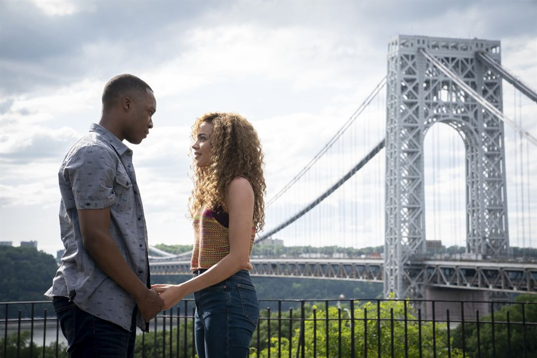 Em um Bairro de Nova York: Corey Hawkins, Leslie Grace
