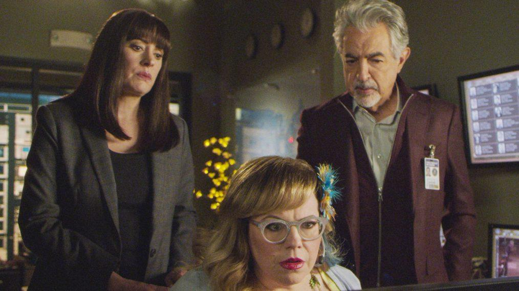Foto Joe Mantegna, Kirsten Vangsness, Paget Brewster