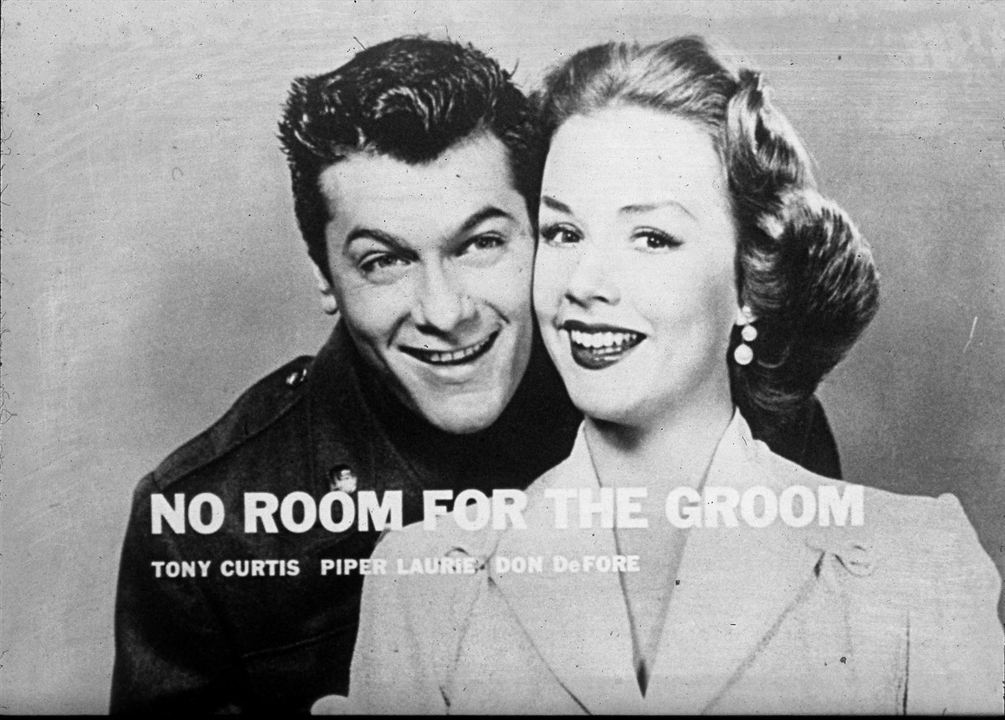 Foto Piper Laurie, Tony Curtis