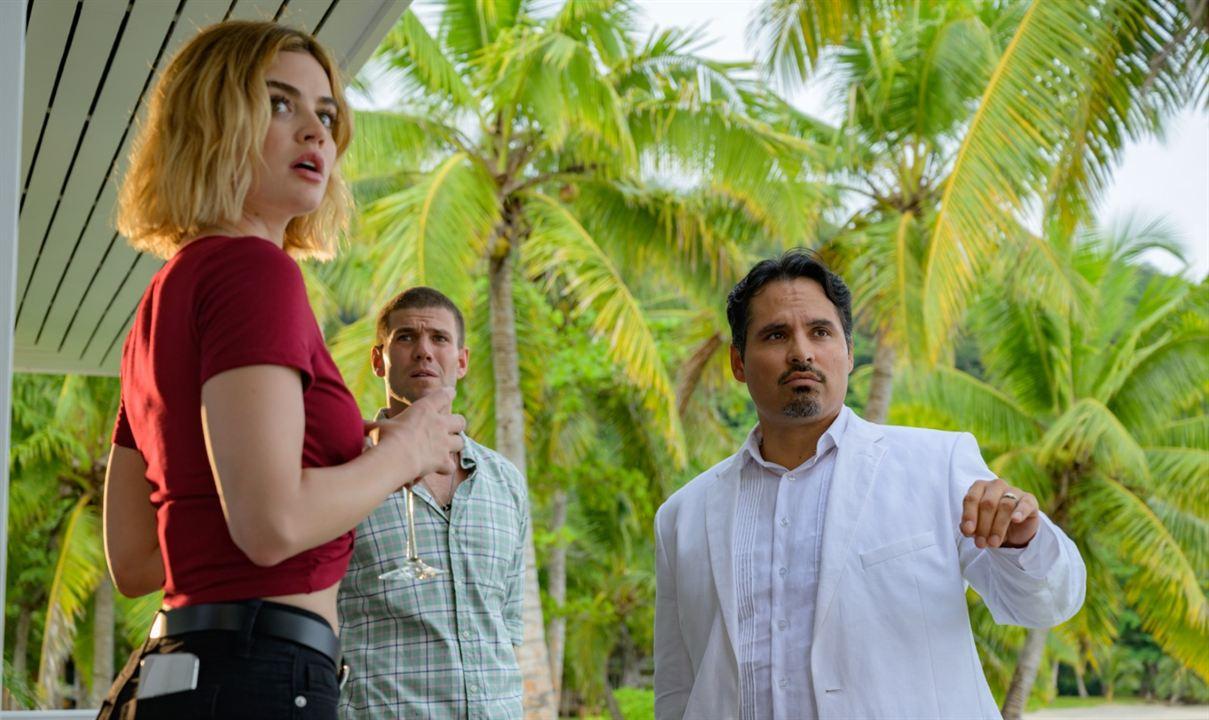 A Ilha da Fantasia : Foto Austin Stowell, Lucy Hale, Michael Peña