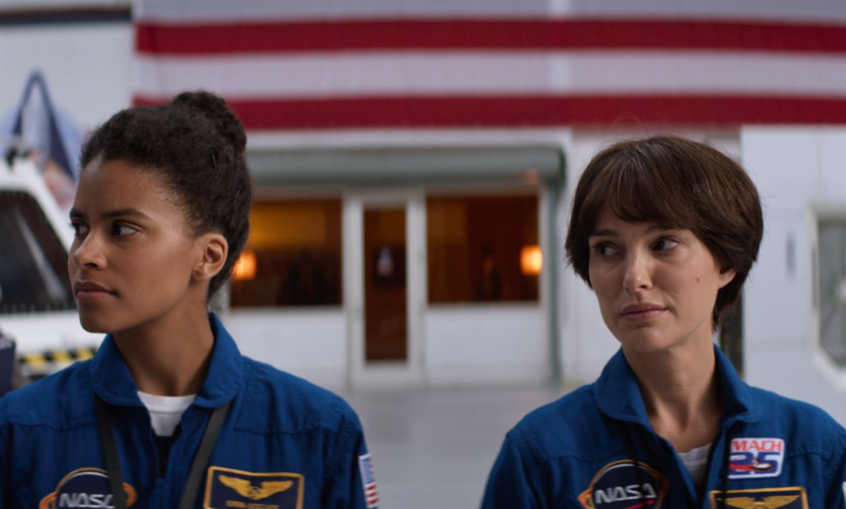 Lucy in the Sky : Foto Natalie Portman, Zazie Beetz