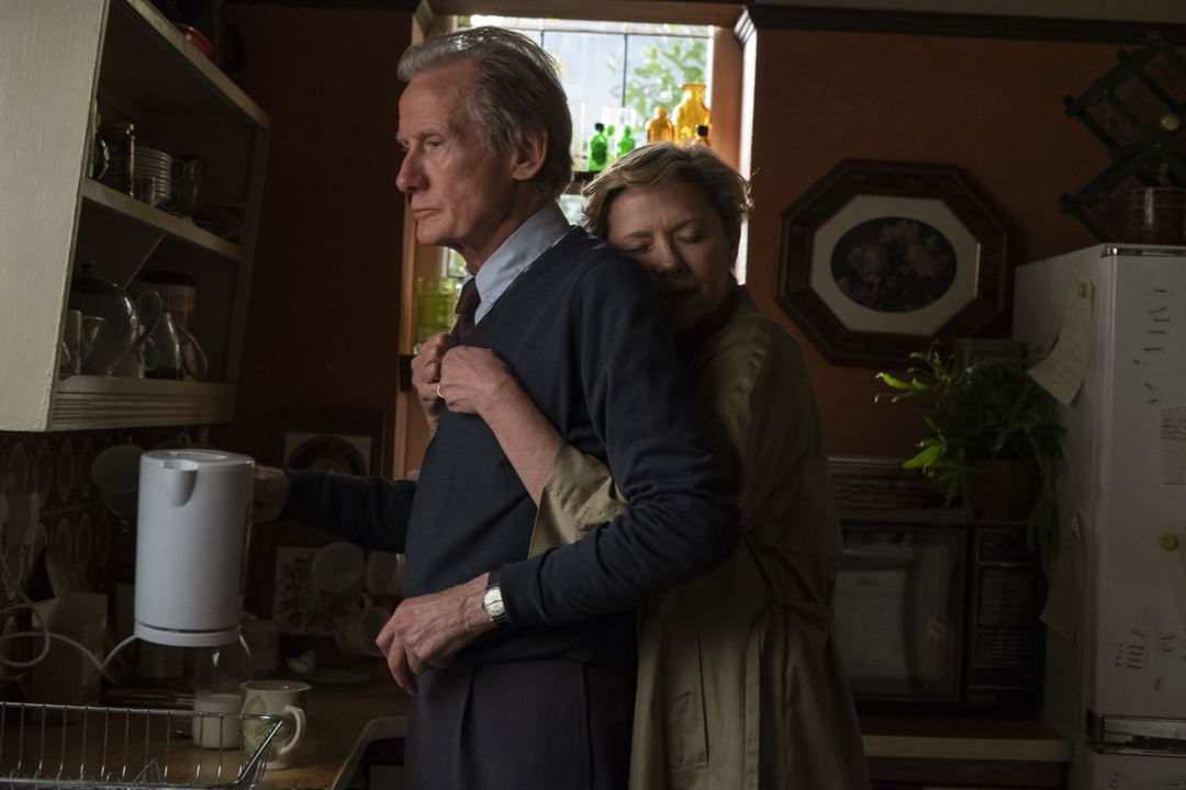 Enquanto Houver Amor: Annette Bening, Bill Nighy