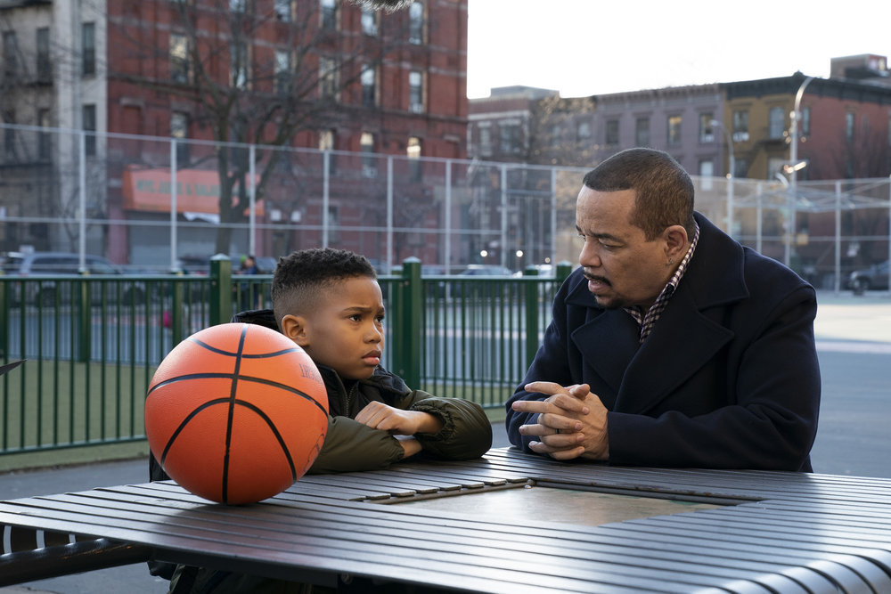 Foto Ice-T, Ja'Siah Young