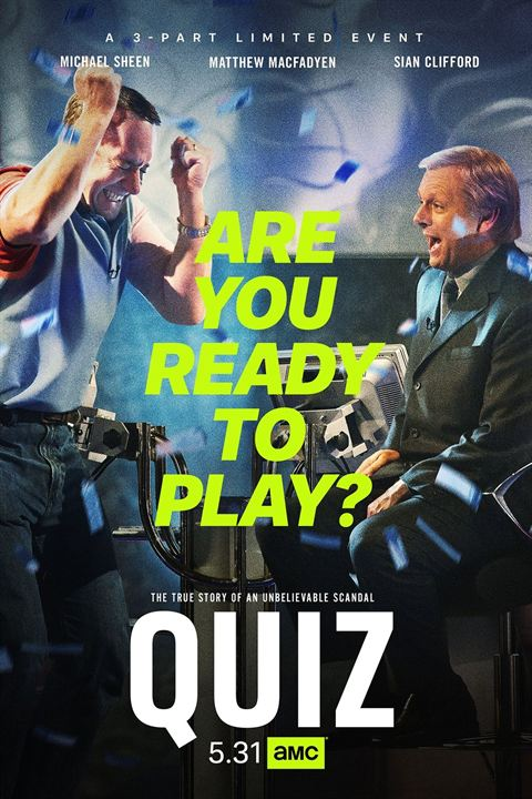 Quiz – Quem Quer Ser um Milionário : Poster