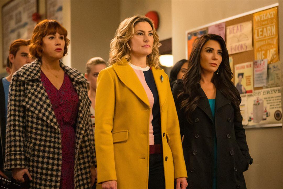 Foto Mädchen Amick, Marisol Nichols, Molly Ringwald