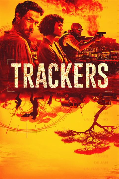 Trackers : Poster