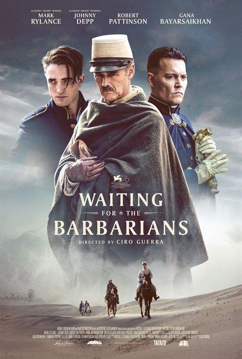 À Espera dos Bárbaros poster - Poster 1 - AdoroCinema