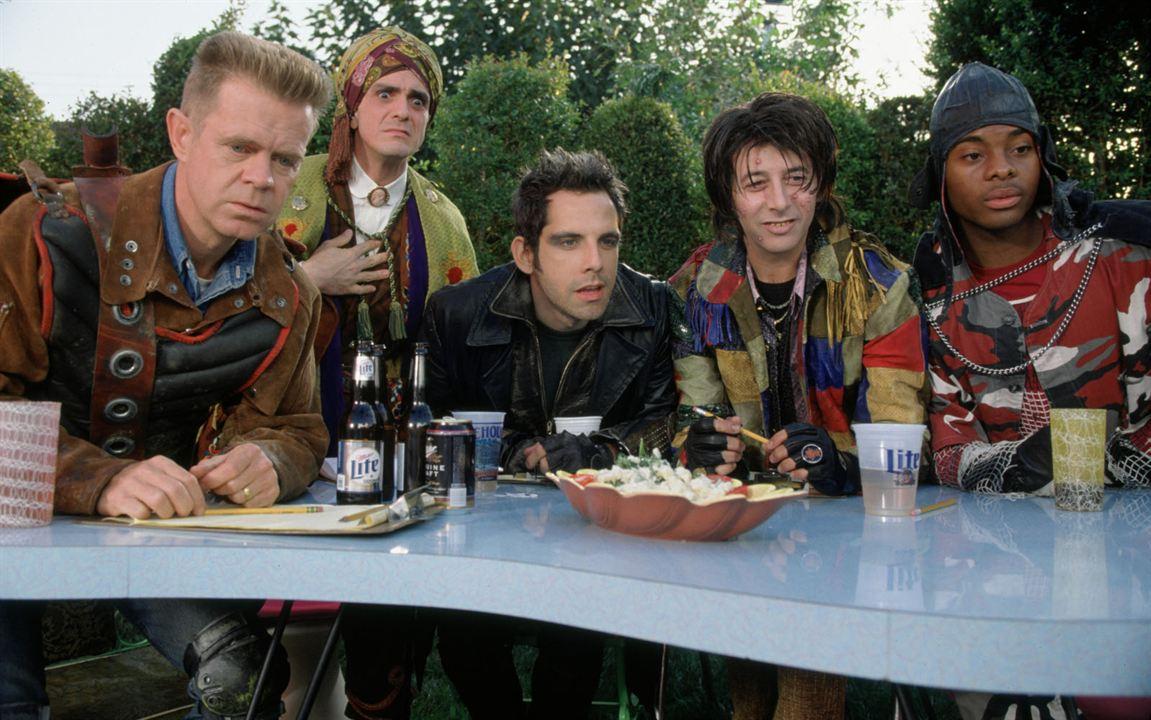 Heróis Muito Loucos : Foto Ben Stiller, Hank Azaria, Kel Mitchell, Paul Reubens, William H. Macy