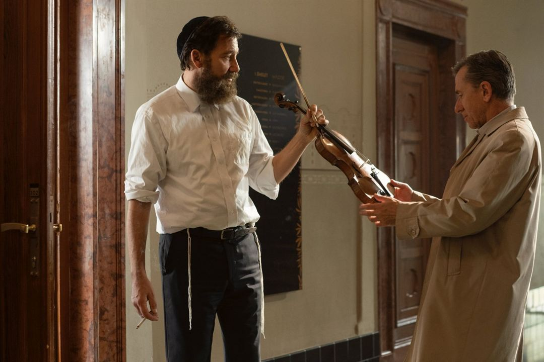 The Song Of Names : Foto Clive Owen, Tim Roth