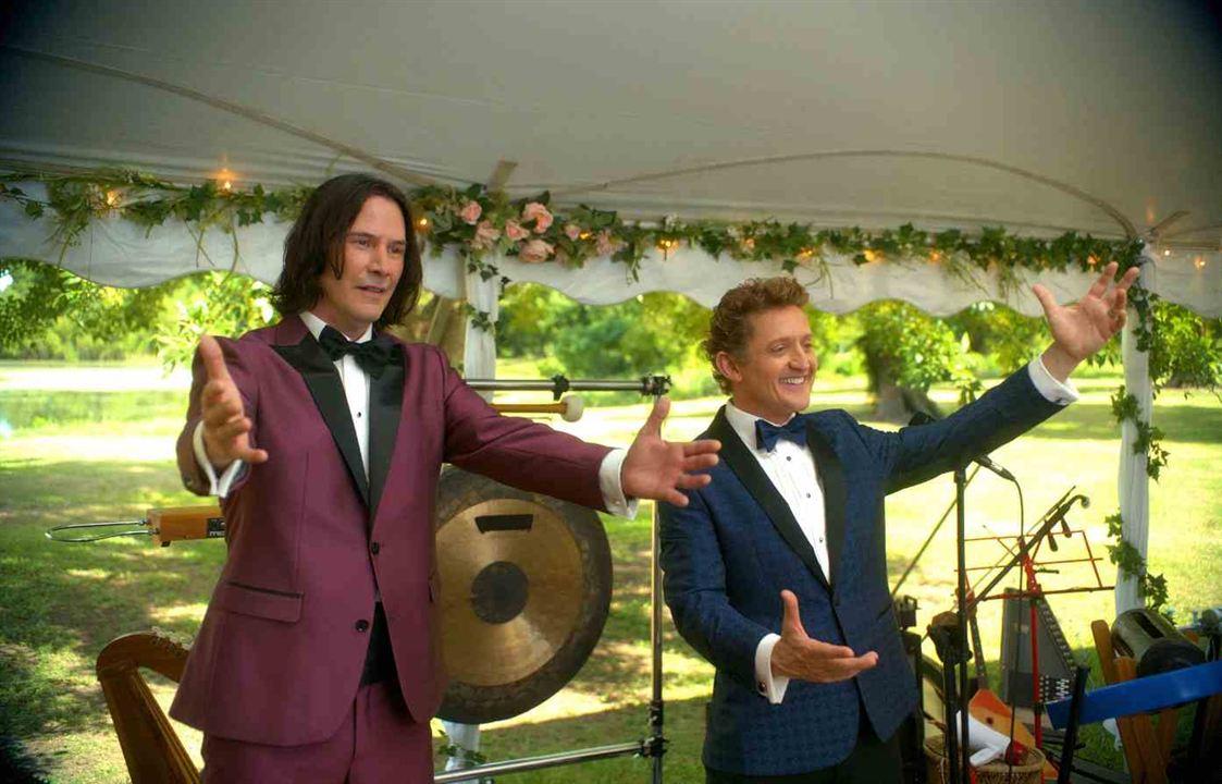 Bill & Ted: Encare a Música : Foto Alex Winter, Keanu Reeves