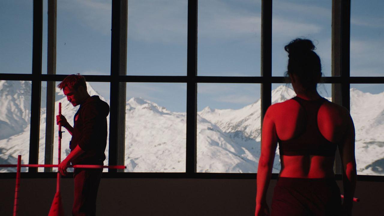 Slalom - Até o Limite: Jérémie Renier, Noée Abita
