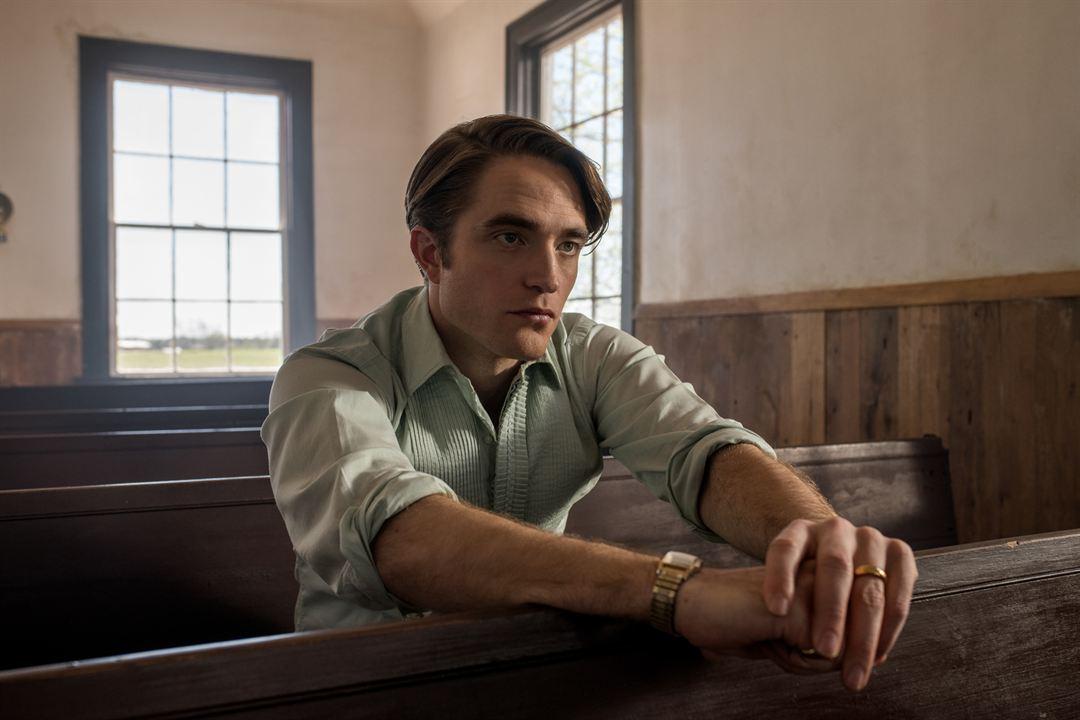 O Diabo de Cada Dia : Foto Robert Pattinson