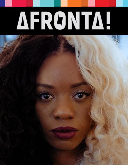 Afronta! : Poster