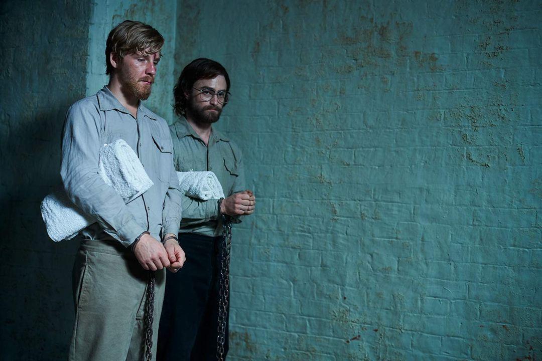 Fuga de Pretória : Foto Daniel Radcliffe