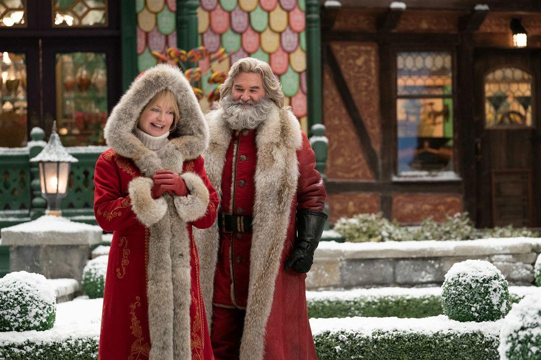 Crônicas de Natal: Parte Dois : Foto Goldie Hawn, Kurt Russell
