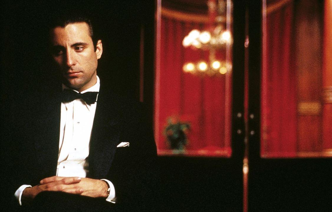 O Poderoso Chefão de Mario Puzo - Desfecho - A Morte de Michael Corleone : Foto Al Pacino