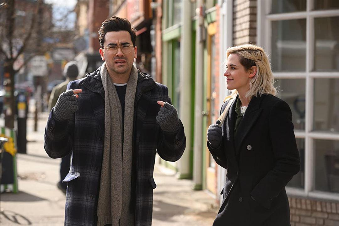 Alguém Avisa? : Foto Daniel Levy (VII), Kristen Stewart