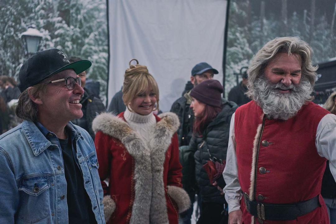 Crônicas de Natal: Parte Dois : Foto Chris Columbus, Darby Camp, Kurt Russell