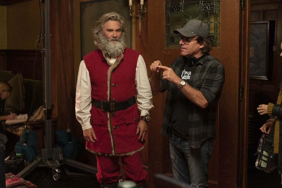 Crônicas de Natal: Parte Dois : Foto Chris Columbus, Kurt Russell