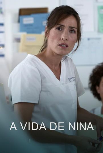 A Vida de Nina : Poster