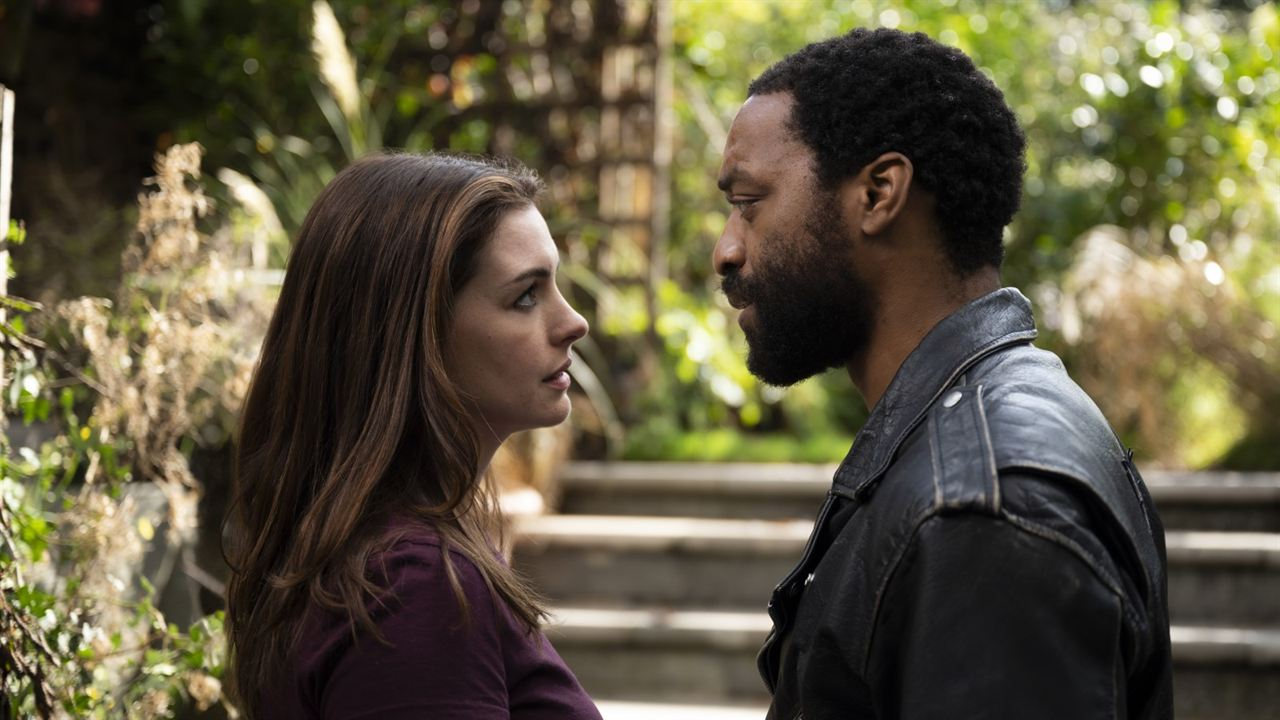 Locked Down : Foto Anne Hathaway, Chiwetel Ejiofor