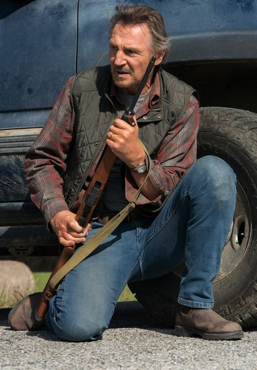 Na Mira do Perigo: Liam Neeson