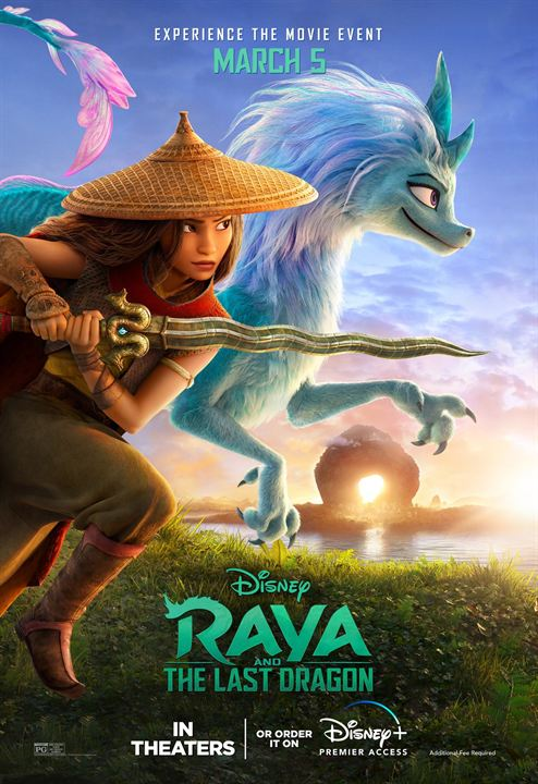 Raya e o Último Dragão
