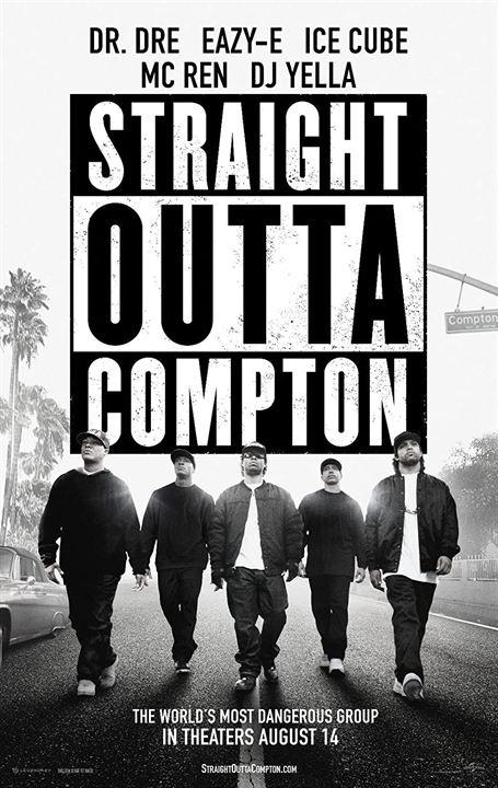 Straight Outta Compton - A História do N.W.A.