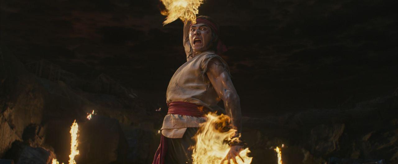 Mortal Kombat: Ludi Lin