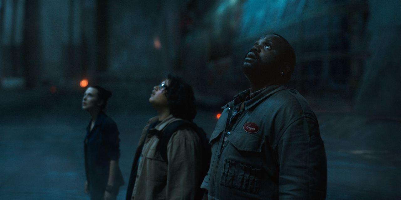 Godzilla vs Kong: Julian Dennison, Brian Tyree Henry, Millie Bobby Brown