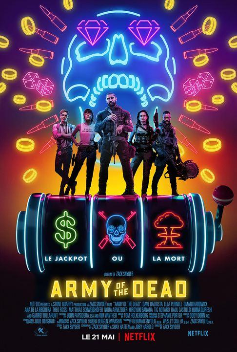 Army of the Dead: Invasão em Las Vegas - Poster