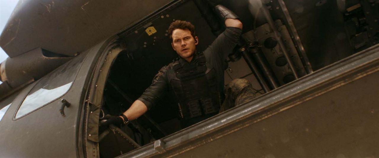 A Guerra do Amanhã: Chris Pratt
