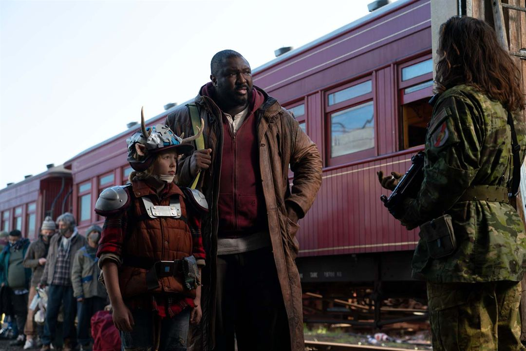 Foto Christian Convery, Nonso Anozie