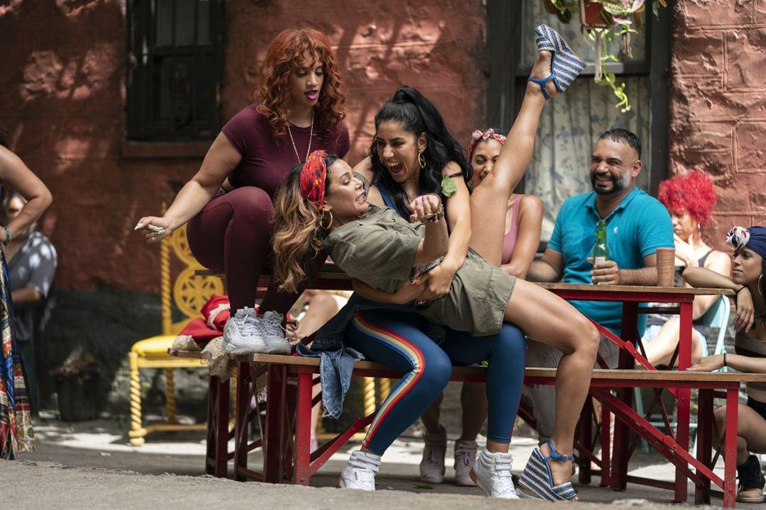 Em um Bairro de Nova York : Foto Daphne Rubin-Vega, Dascha Polanco, Stephanie Beatriz