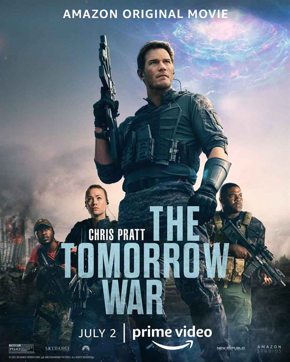 A Guerra do Amanhã
