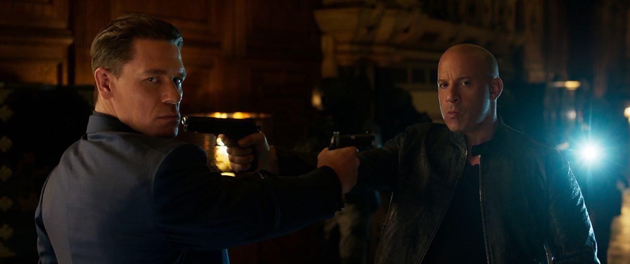 Velozes & Furiosos 9: Vin Diesel, John Cena