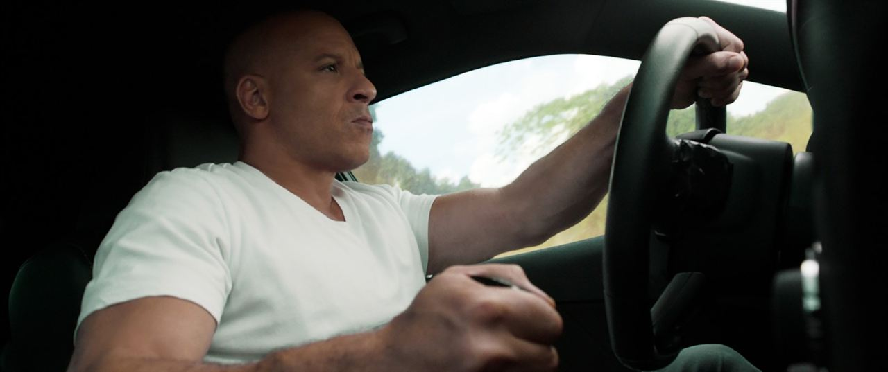 Velozes & Furiosos 9: Vin Diesel