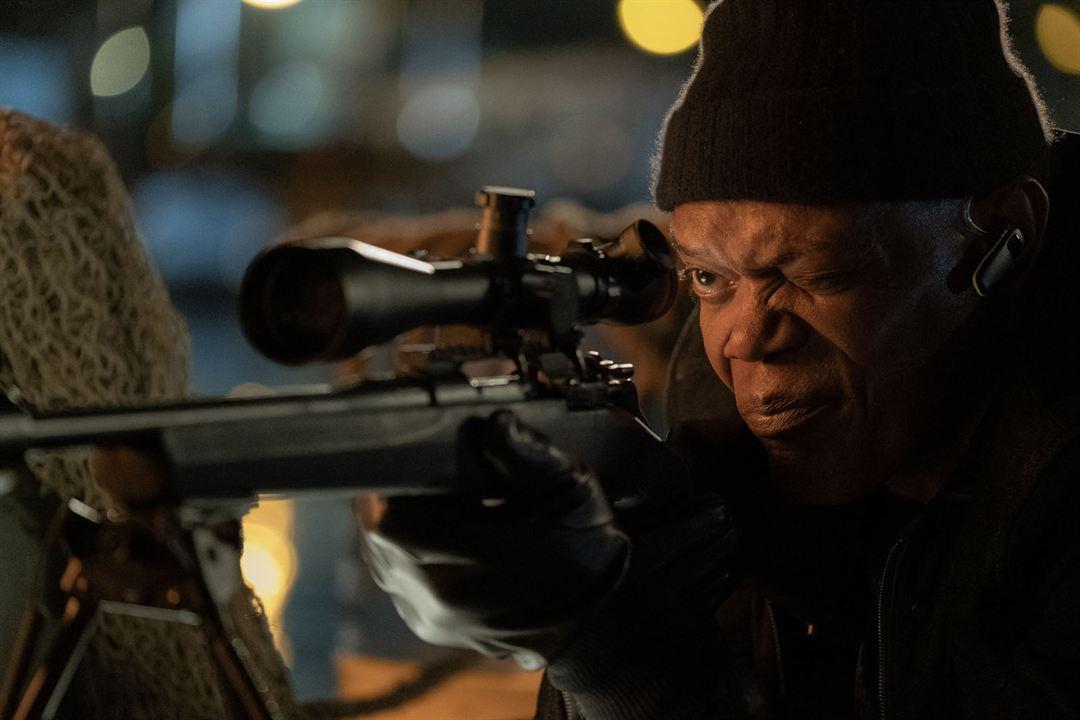 Dupla Explosiva 2 - E a Primeira Dama do Crime: Samuel L. Jackson