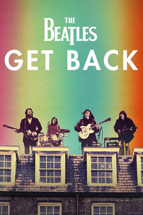 The Beatles: Get Back : Poster