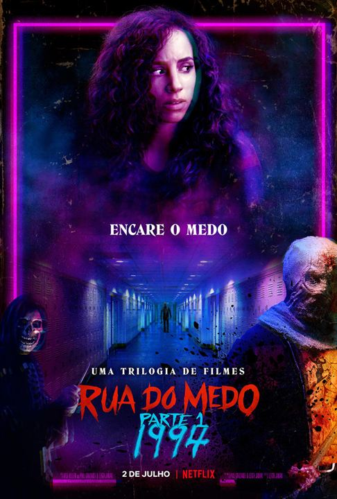 Rua do Medo: 1994 - Parte 1 poster - Foto 2 - AdoroCinema
