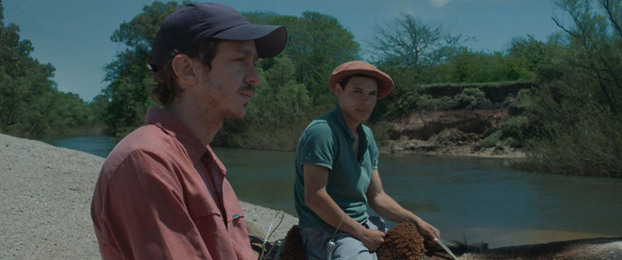 O Empregado e o Patrão : Foto Nahuel Perez Biscayart