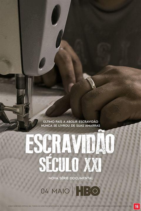 Escravidão - Século XXI : Poster
